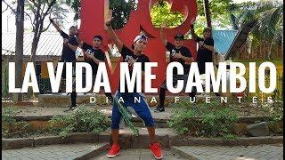 LA VIDA ME CAMBIO by Diana Fuentes | Zumba | Pop | Alan Olamit