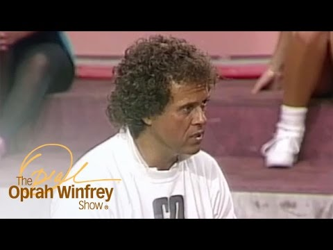 """Richard Simmons on Anorexia: """"I Started Picturing Food as an Enemy"""" 