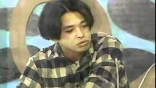 1994年、ユニコーン解散してから、民生がソロで活動してる時にテレ...
