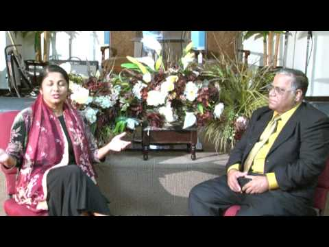INTERVIEW  WITH SIS. VANI MARSHALL