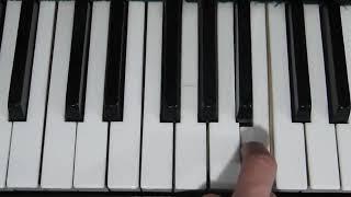 Как Играть Avicii - Levels Легко на Пианино (Для Начинающих без нот)