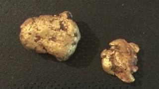 GOLD NUGGET!!! Gold detecting Victoria