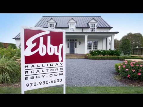 Ebby Halliday Commercial - 2016