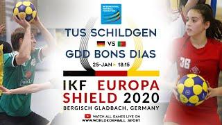 IKF ES 2020 TuS Schildgen e.V. - Grupo Desportivo dos Bons Dias