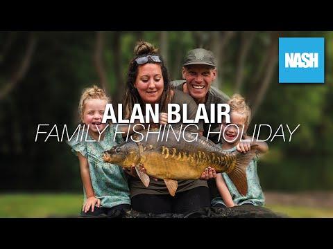 Alan Blair - Family Fishing Holiday - Whelford Pools 🎣