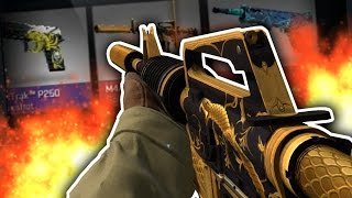 """""""FIRST CASE RED?!?!"""" - CS:GO CASE OPENING - x5 Shadow Cases! [PC HD]"""