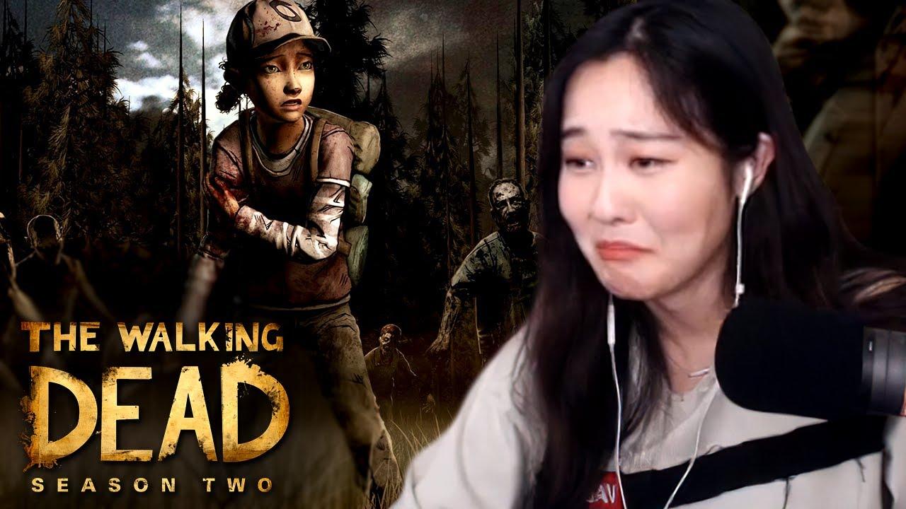 Download 39daph Plays The Walking Dead: Season Two - Part 1