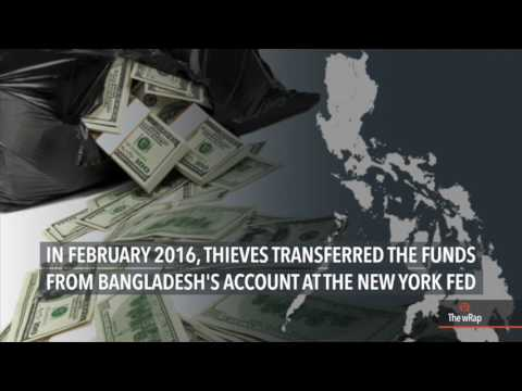 U.S. suspects North Korea behind $81M Bangladesh theft – report