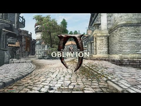 The Elder Scrolls IV: Oblivion GBRs Edition - Болезненный переход на Oblivion Perfect