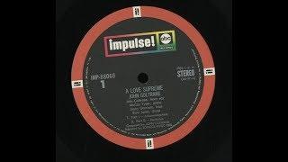 John Coltrane - A Love Supreme: Part I - Acknowledgement (Vinyl)
