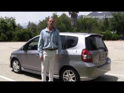 2007 2008 Honda Fit Used Car Reviews