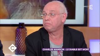 Charles Manson : le diable est mort - C à Vous - 20/11/2017