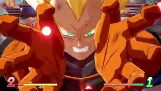 DBFZ Friendlies - MasonEliwood (Base Vegeta/Goku Blue/Black) vs. DarZr (Adult Gohan/Cell/Veg SS) #13