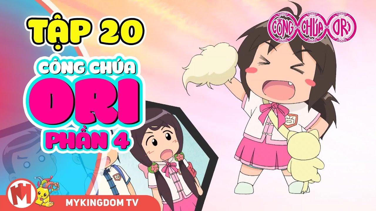 CÔNG CHÚA ORI – Phần 4 | Tập 20: Tập Tem Quý | Phim hoạt hình Ori
