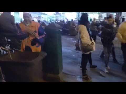 Cairo Khan el-Khalili market at night 2018 ancient music