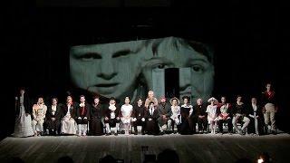 В БДТ — премьера спектакля «Война и мир Толстого».