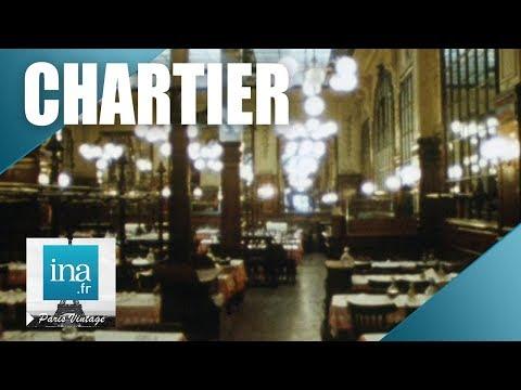 Le Bouillon Chartier à Paris | Archive INA