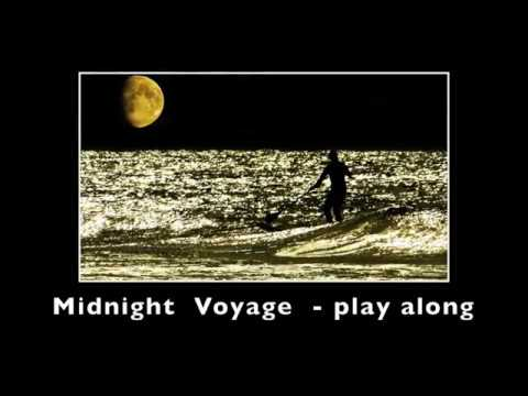 Midnight Voyage - Backing track + music sheet
