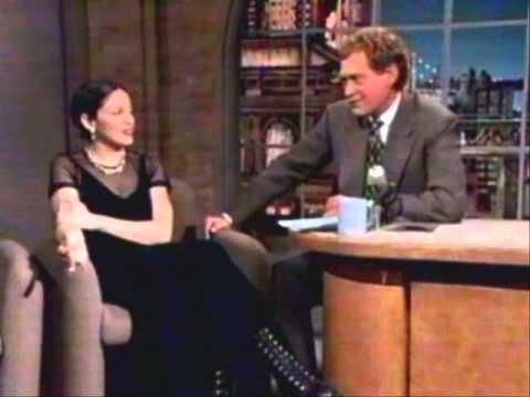 Madonna & David Letterman Part 2