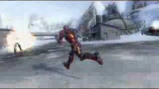 Iron Man - Wii Trailer
