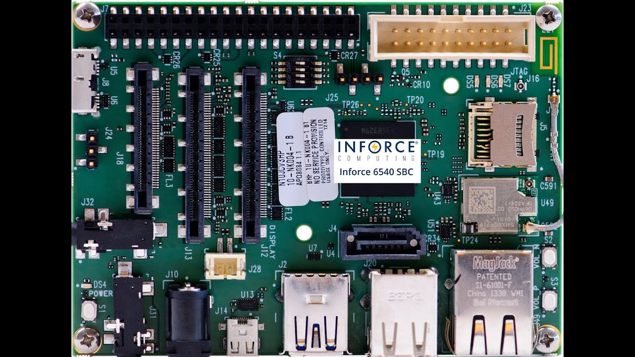 Qualcomm at Linaro Connect, Open Source Freedreno Drivers for Adreno GPUs  on Inforce Computing SBCs