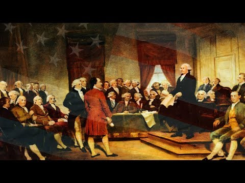 Read Along With The Constitution's Preamble