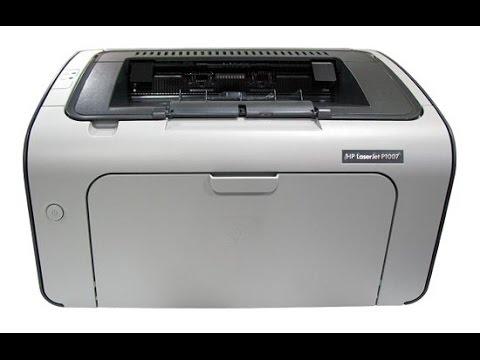 Hp laserjet p1007 software for windows 10