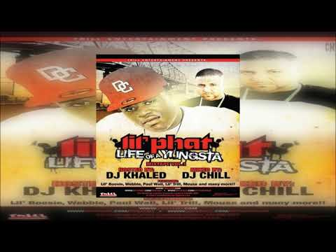 Lil Phat - Life Of A Yungsta [Full Mixtape] [2008]