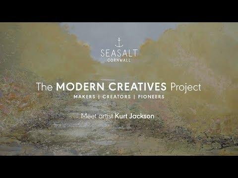 Seasalt Cornwall: Modern Creative Kurt Jackson