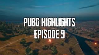 PUBG Highlights | Episode 9