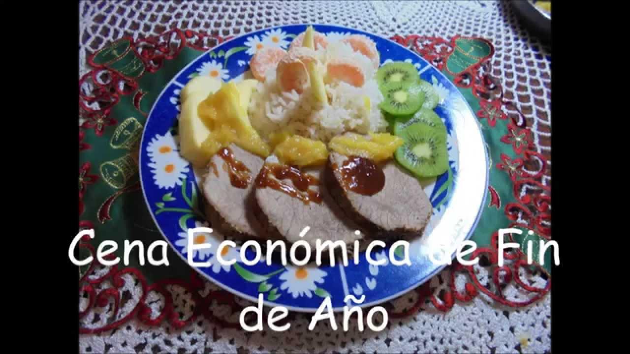 Recetas De Cocina Para Fin De Año | Cena Economica De Fin De Ano Youtube
