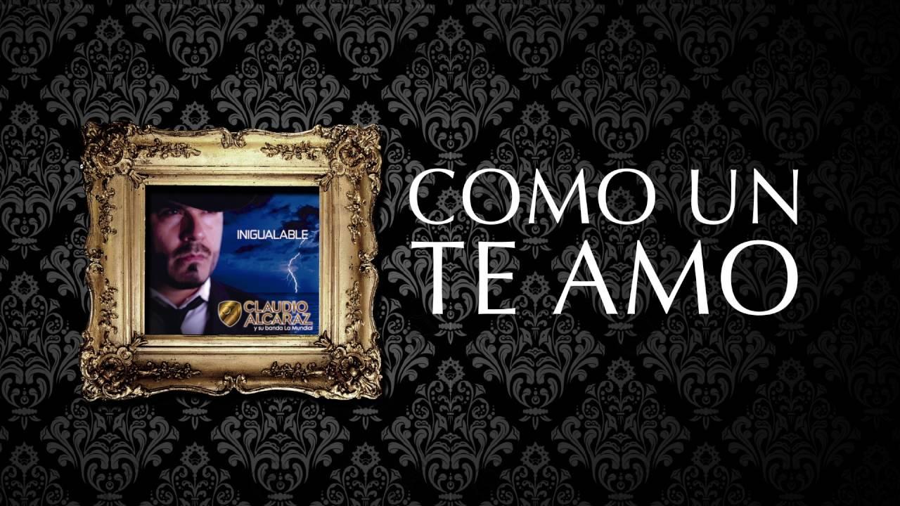 Claudio Alcaraz - Es Tan Extraño (Videolyrics)