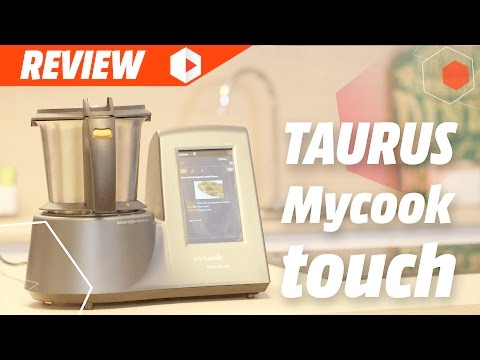 taurus mycook touch f r 655 thermomix klon. Black Bedroom Furniture Sets. Home Design Ideas