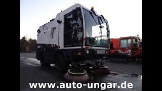 Youtube-Video Schmidt Cleango 500 mit Handsaugschlauch EU 5 Compact Kehrmaschine
