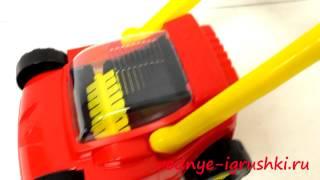 Детская игрушка газонокосилка №2  41715