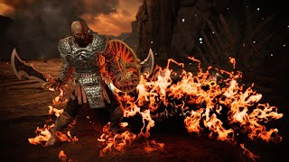 God of War Update 1.33!! New Terifying Time Skip Combos Kratos is UNBREAKABLE