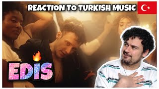 GERMAN Reaction to TURKISH MUSIC: Edis - Martılar Resimi