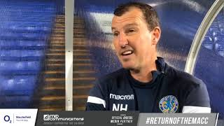 Neil Howarth on Tranmere Defeat