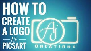 PicsArt Aj Logo nasıl