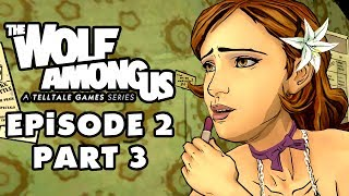 The Wolf Among Us - Episode 2: Smoke and Mirrors, Part 3: Strip Club (PC Gameplay Walkthrough)