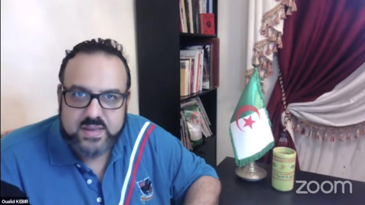 وليد كبير ويكيبيديا - من هو الصحفي وليد كبير - من هو وليد كبير - المعارض الجزائري وليد كبير - Oualid Kebir Biographie - Oualid KEBIR YouTube -