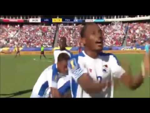 Panama 1 Estados Unidos 1 Copa Oro 2017 RPC Radio