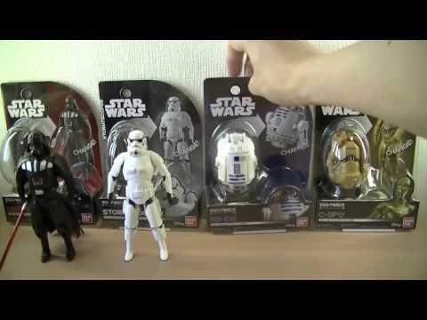 Звездные войны - яйца трансформеры - игрушки Star Wars в продаже на TOY RU
