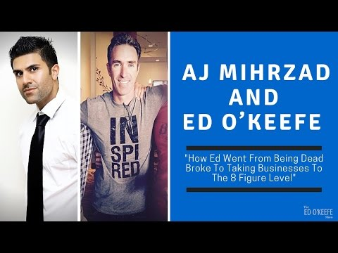 AJ Mihrzad and Ed O'Keefe Interview
