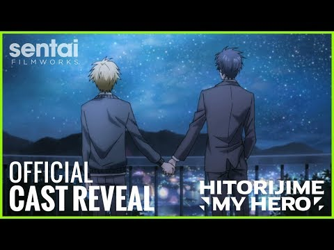 Hitorijime My Hero Official Dub Cast Reveal