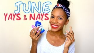 ☆ June Yays & Nays + All About My Bob Wig!