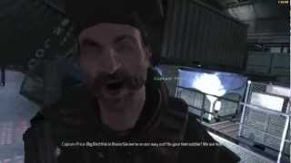 "Call of Duty 4: Modern Warfare ""We are leaving!"""