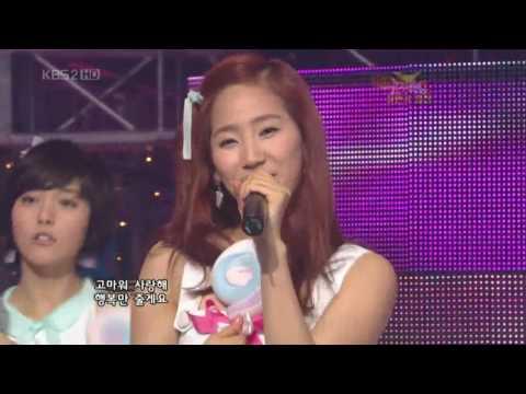 Wonder Girls (WG) - Kissing You (July 4, 2008) mp3