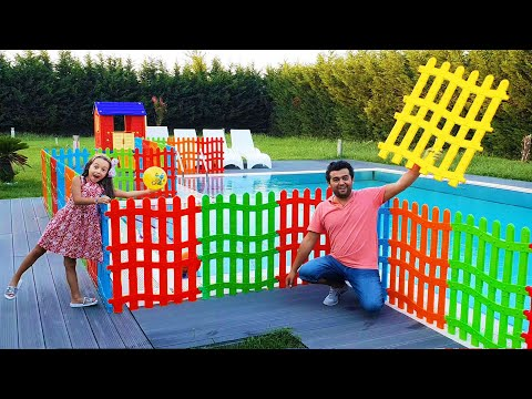 Öykü And Dad Best Videos Compilation - Collection Video For Kids