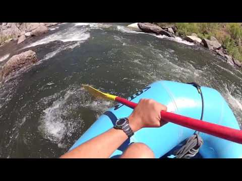 Truckee River JAWS Rapid